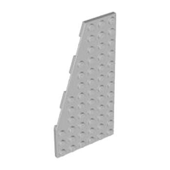 LEGO 4211616 AILE GAUCHE 6X12 - MEDIUM STONE GREY