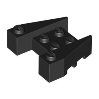 LEGO 6290416 BRICK 4X4/18° - BLACK