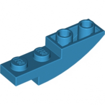 LEGO 6151692 BRIQUE 1X4X1 INV - DARK AZUR