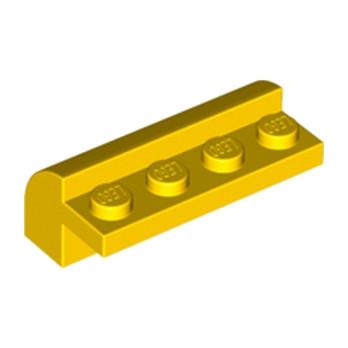 LEGO 608124 BRIQUE W. BOW 4X1X1 1-3 - JAUNE
