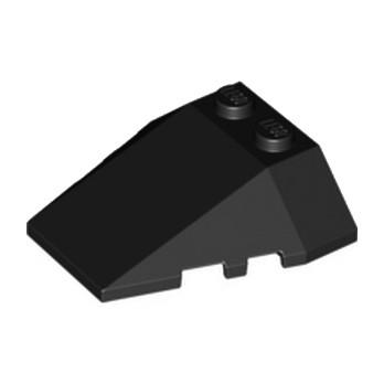 LEGO 6055158 ROOF TILE 4X2/18° W/COR. - NOIR