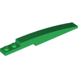 LEGO 6110025 BRIQUE ARQUE 1x10 - DARK GREEN