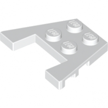 LEGO 4238793 PLATE ANGLE COUPE 3X4 - BLANC lego-6170524-plate-angle-coupe-3x4-blanc ici :
