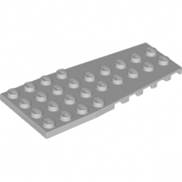 LEGO 6048848 AEROPLANEWING 4X9 - MEDIUM STONE GREY