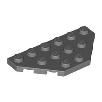 LEGO 4210984 ANGLE PLATE 3X6 - DARK STONE GREY