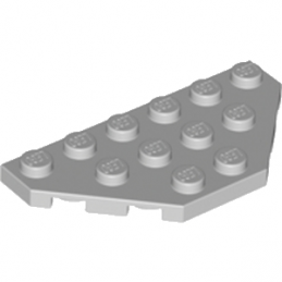 LEGO 4211352 ANGLE PLATE 3X6 - MEDIUM STONE GREY