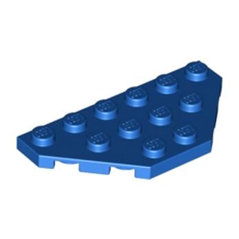 LEGO 241923 ANGLE PLATE 3X6 - BLEU