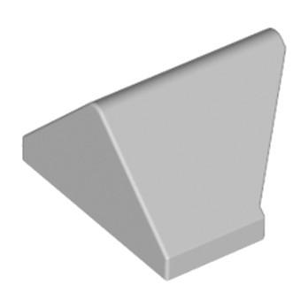 LEGO 4653091 TUILE 1X2/45° - MEDIUM STONE GREY lego-4653091-tuile-1x245-medium-stone-grey ici :