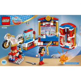 Notice / Instruction Lego Dc Super Hero Girls - 41235
