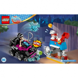 Notice / Instruction Lego Dc Super Hero Girls - 41233