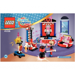 Notice / Instruction Lego Dc Super Hero Girls - 41236