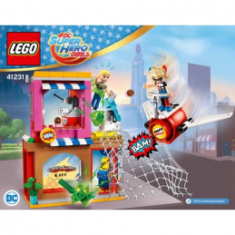 Notice / Instruction Lego Dc Super Hero Girls - 41231