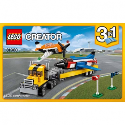 Notice / Instruction Lego Creator 3 en 1 - 31060