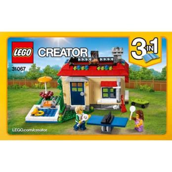 Notice / Instruction Lego Creator 3 en 1 - 31067 notice-instruction-lego-creator-3-en-1-31067 ici :