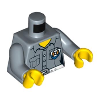 LEGO 6182805 TORSE FEMME - SAUVETEUR DE MER