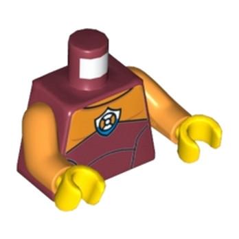 LEGO 6182699 TORSE - PLONGEUR
