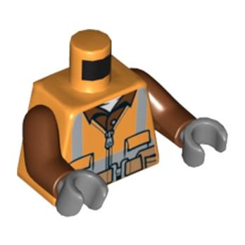 LEGO 6102566 TORSE - OUVRIER CHANTIER
