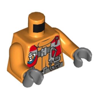 LEGO 6184842 TORSE -  SAUVETEUR DE MER