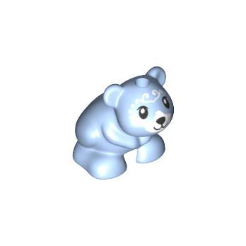LEGO 6179268 HAMSTER - LIGHT ROYAL BLUE