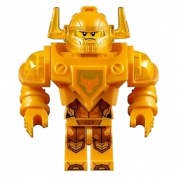 Mini Figurine LEGO® : Nexo Knight - Axl