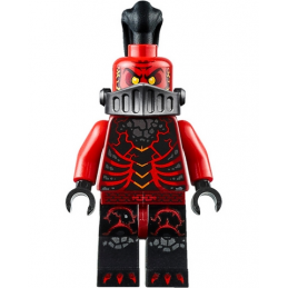 Mini Figurine LEGO® : Nexo Knight - General Magmar