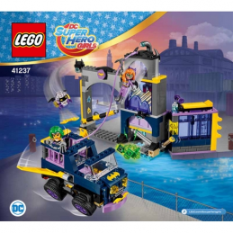 Notice / Instruction Lego Dc Super Hero Girls - 41237
