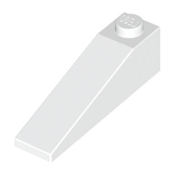 LEGO 4515359 TUILE 1X4X1 - BLANC