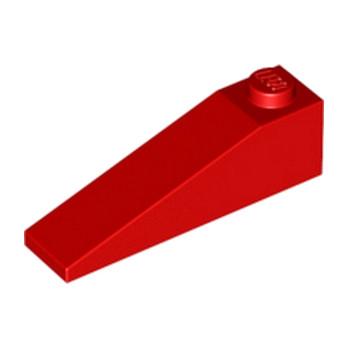 LEGO 4515360 TUILE 1X4X1 - ROUGE