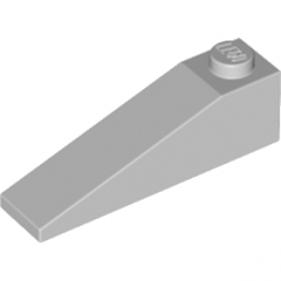 LEGO 4515363 TUILE 1X4X1 - MEDIUM STONE GREY