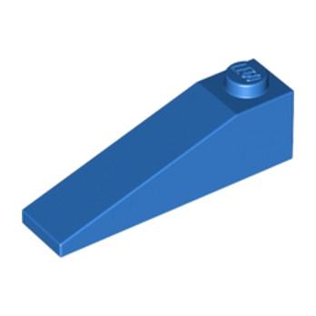 LEGO 6028122 TUILE 1X4X1 - BLEU
