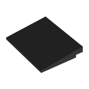 LEGO 451526 RAMP 6X8 - NOIR