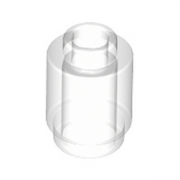 LEGO 3006840 BRIQUE RONDE 1X1 - TRANSPARENT
