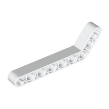 LEGO 6004144 TECHNIC ANGULAR BEAM 3X7 - BLANC lego-6004144-technic-angular-beam-3x7-blanc ici :