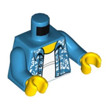 LEGO 6193838 TORSE -  CHEMISE HAWAIENNE