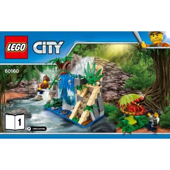 Notice / Instruction Lego City 60160