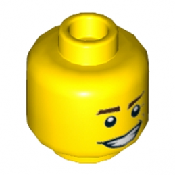 LEGO 6092676 TÊTE  HOMME