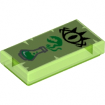 LEGO 6251606 IMPRIME 1X2 - ELVES