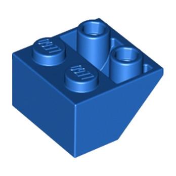 LEGO 366023 TUILE 2X2/45 INV - BLEU