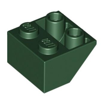 LEGO 4245578 TUILE 2X2/45 INV - EARTH GREEN