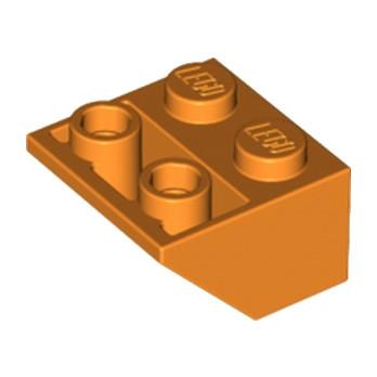 LEGO 4118829 TUILE 2X2/45 INV - ORANGE