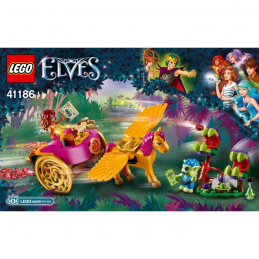 Notice / Instruction Lego Elves 41186