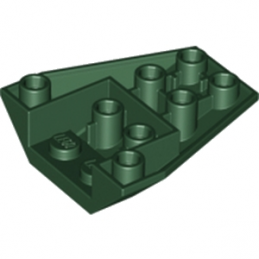 LEGO 6196590 ROOF TILE 4X2/18° INV. - EARTH GREEN lego-6196590-roof-tile-4x218-inv-earth-green ici :
