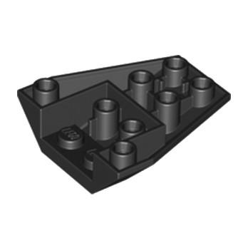 LEGO 485526  ROOF TILE 4X2/18° INV. - NOIR
