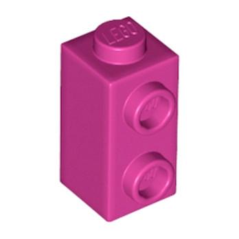 LEGO 6188999 BRIQUE 1X1X1 2/3 - MAGENTA