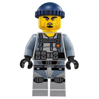 Mini Figurine LEGO® : Ninjago - Charlie mini-figurine-lego-ninjago-charlie ici :