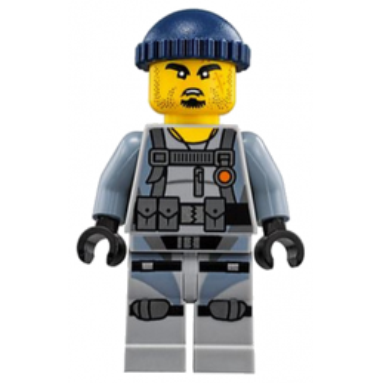 Mini Figurine LEGO® : Ninjago - Charlie