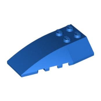 LEGO 6109995  BRIQUE 4X6 W/BOW/ANGLE - BLEU