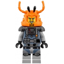 Mini Figurine LEGO® : Ninjago - Crusty