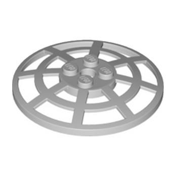 LEGO 4211487 PARABOLIC REFLECTOR Ø48 - MEDIUM STONE GREY lego-4211487-parabolic-reflector-o48-medium-stone-grey ici :
