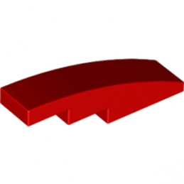 LEGO 4520782 BRIQUE BOW 1X4 - ROUGE